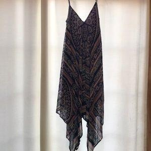 Express Handkerchief dress